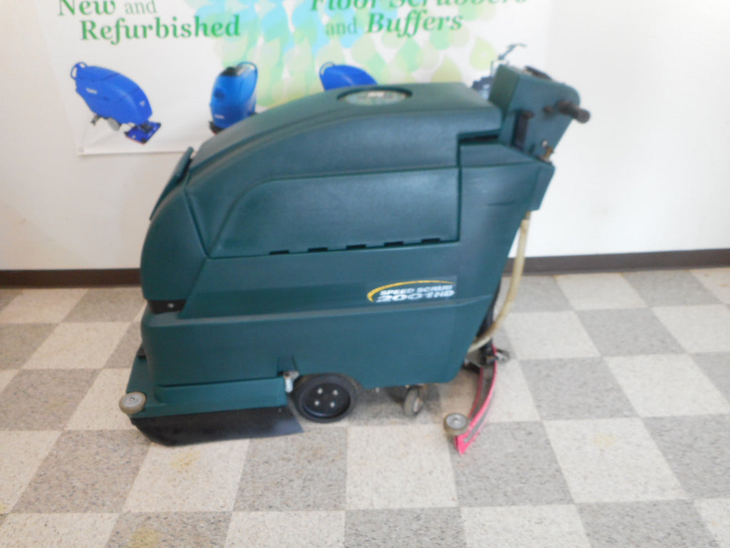 "Used Nobles Floor Scrubber 20"" Self Propelled"