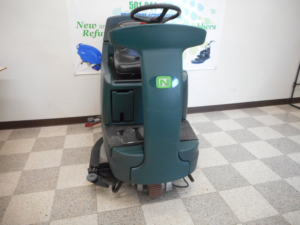 Nobles SSR Ride on floor scrubber reconditioned