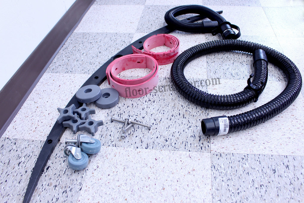 Nobles SS5 Repair Kit with Hoses