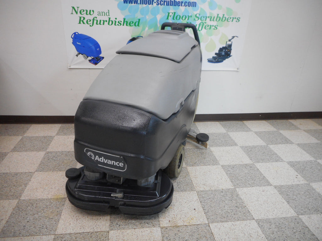Reconditioned Advance SC750ST Floor Scrubber