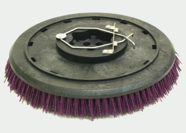 Abrasive brushes for 5700 and 5680 floor scrubber