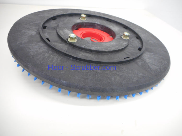 Pad driver for nobles 2001 floor scrubber