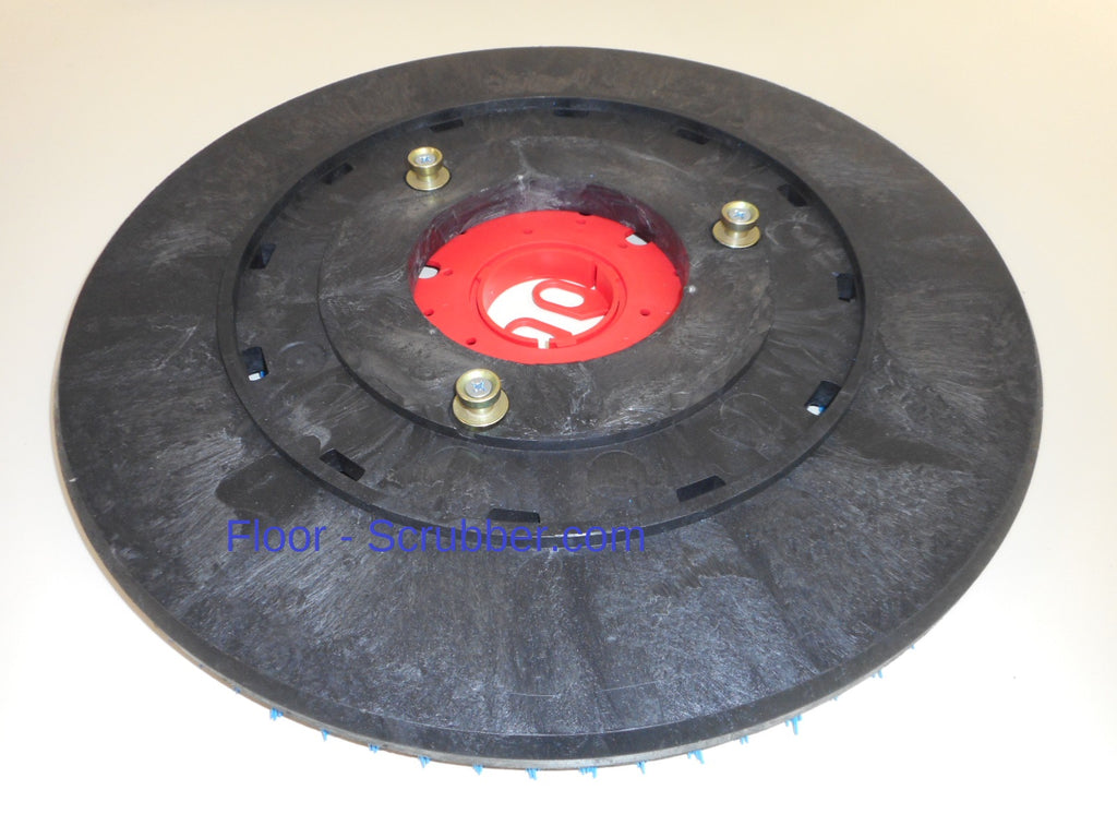 "Tennant 1033173 19"" 3 lug pad driver for nobles 2001HD floor scrubber"