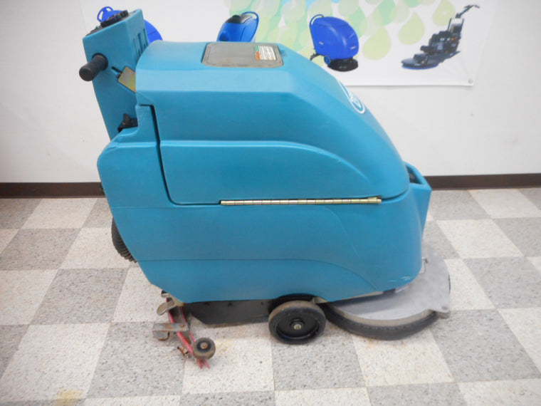"used tennant floor scrubber 5280  20"" cleaner"