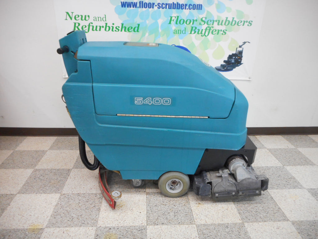 Tennant reconditioned 5400 floor scrubber 24""