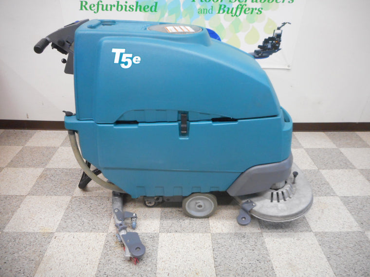 Reconditioned Tennant T5e Floor Scrubber 32""