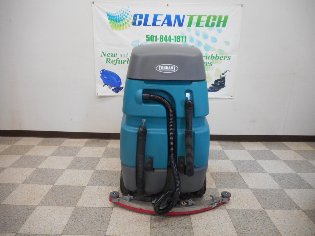 Used Tennant Floor Scrubber Rider T7