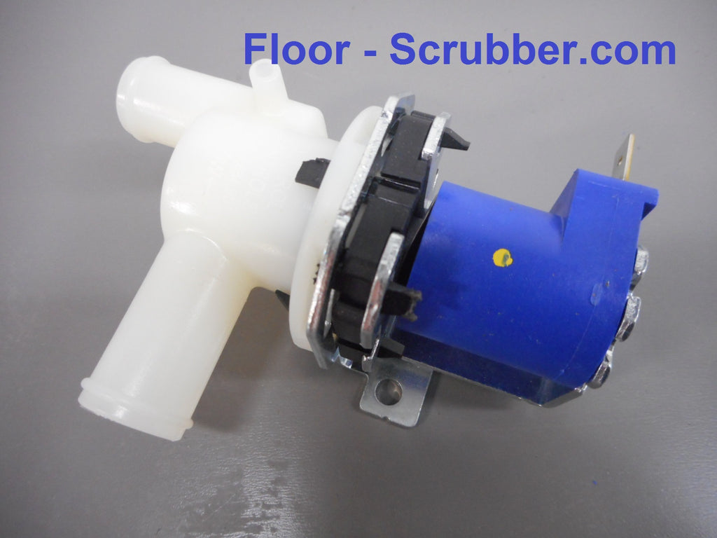 water valve for nobles rider floor scrubber