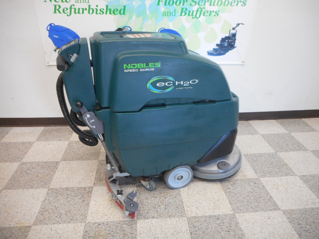 refurbished used nobles floor scrubbers 17-20