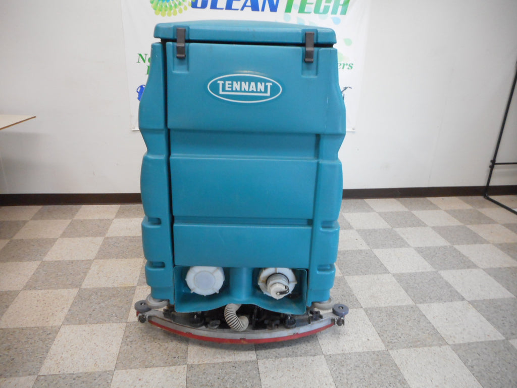 Tennant 7100 Floor Scrubber used disc