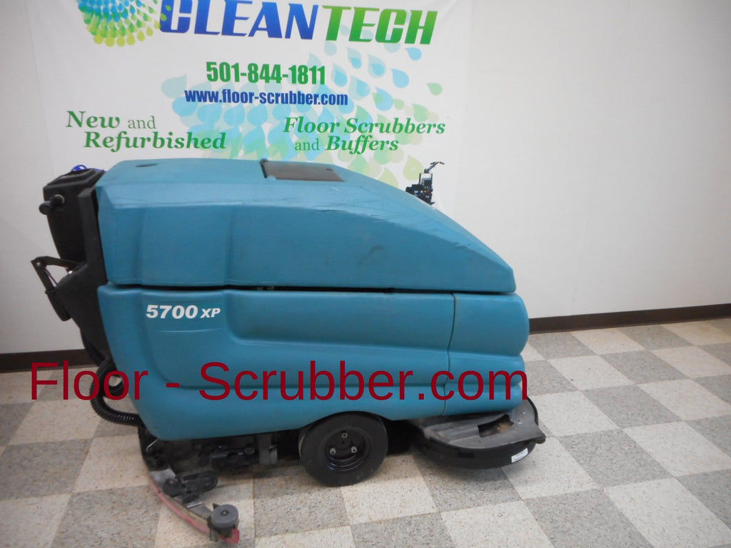 Tennant 5700xp Disc Floor Scrubber