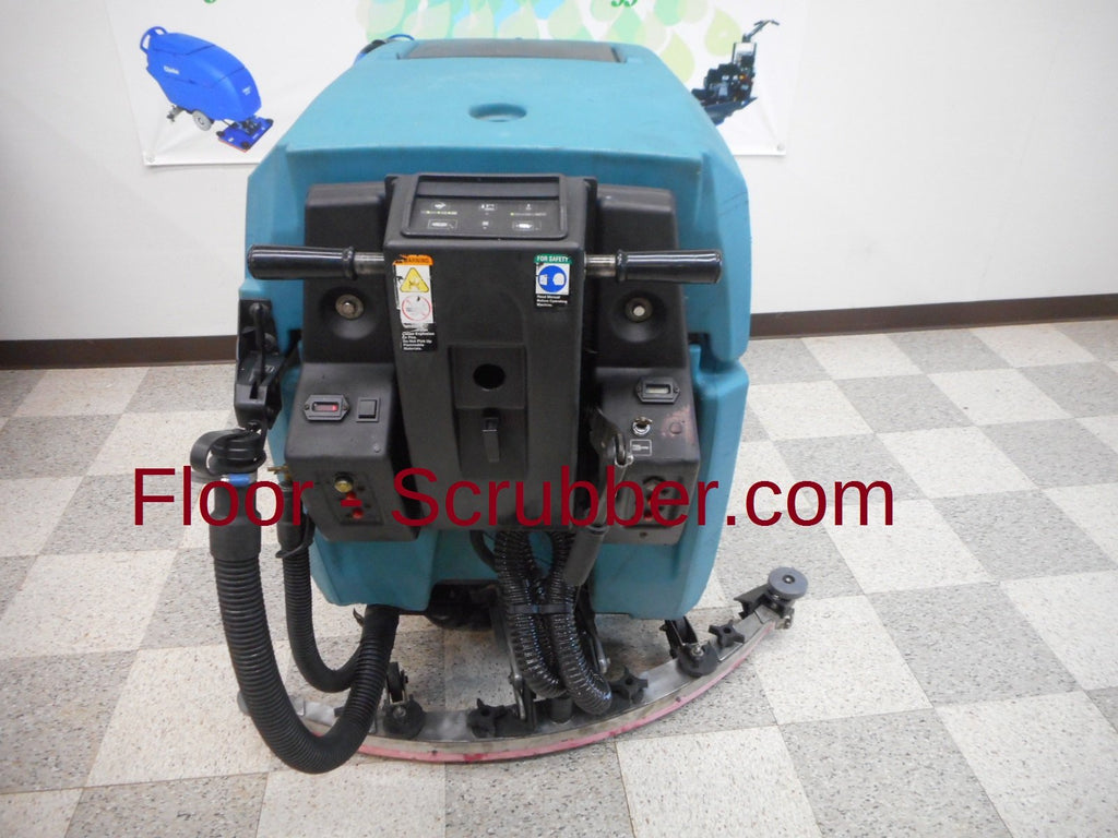 Used Floor Scrubber Tennant 5700xp