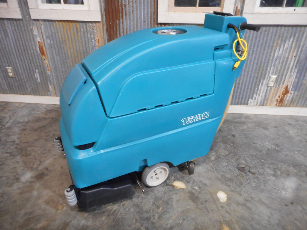 Tennant 1520 carpet cleaner extractor