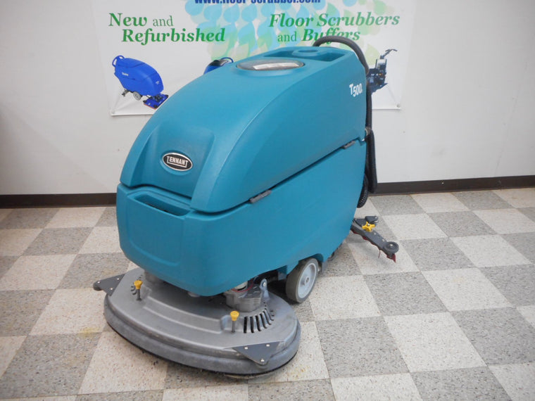 "T500e disc 32"" Used Floor Scrubber"