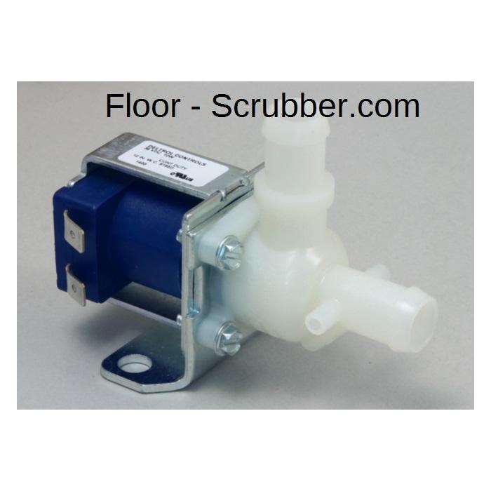 Tennant 1062393 Solution Water Valve 5700 5680 Floor Scrubber
