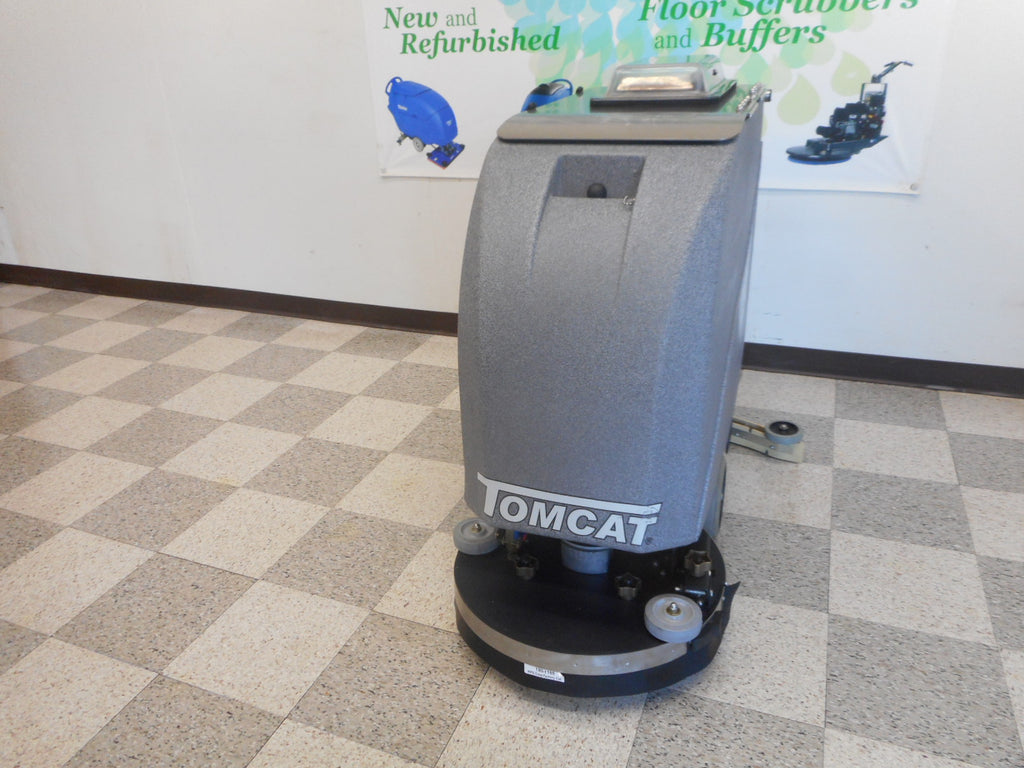 Tomcat 2023 Heavy Duty  Floor Scrubber 20""