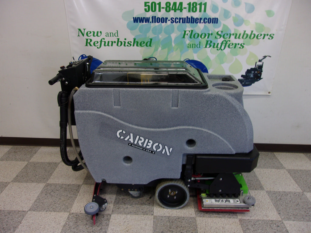 Used Tomcat Carbon E-24 EDGE Orbital Floor Scrubber
