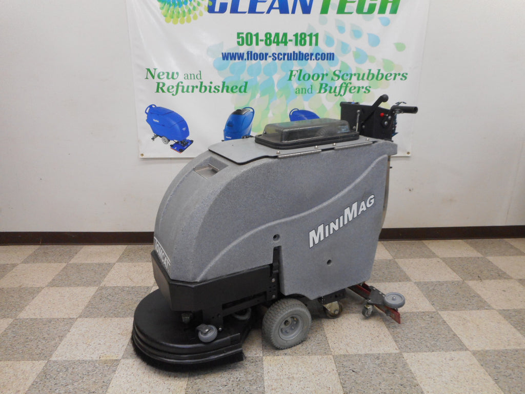 "Tomcat MiniMag Floor Scrubber Dryer 20"" Traction Drive"