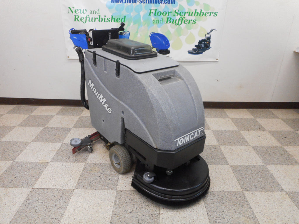 Tomcat MiniMag Floor Scrubber Dryer