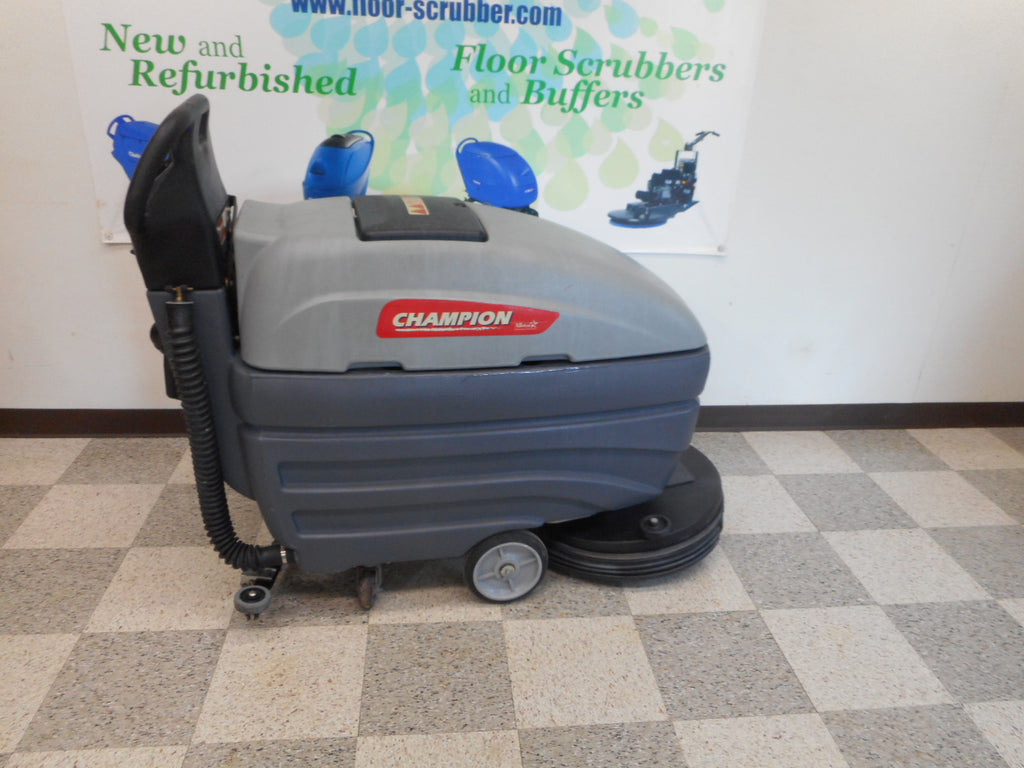 Windsor Saber 20 Floor Scrubber Machine used reconditioned warehouse floor cleaner