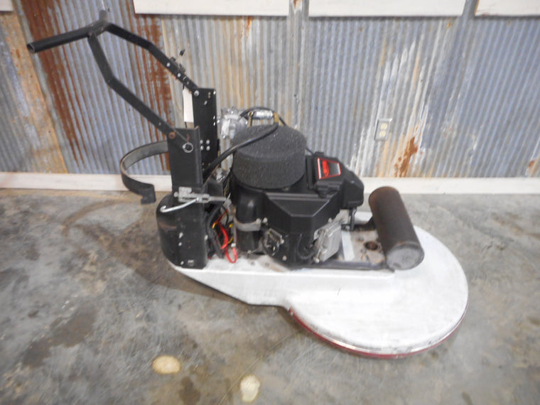 "Propane Floor Buffer Betco 27"" reconditioned"