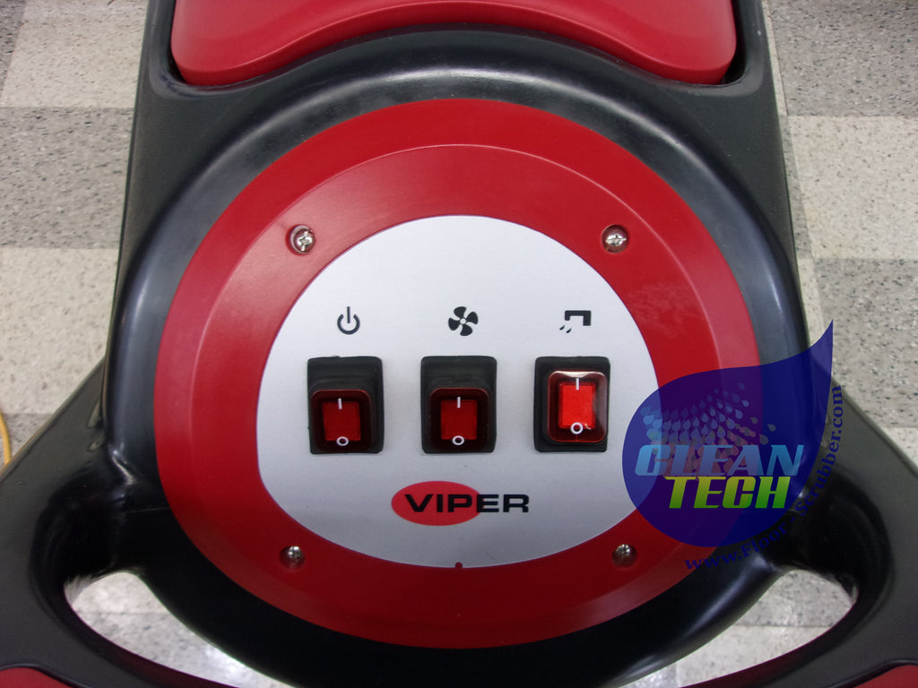 viper as430c floor scrubber cleaner machine
