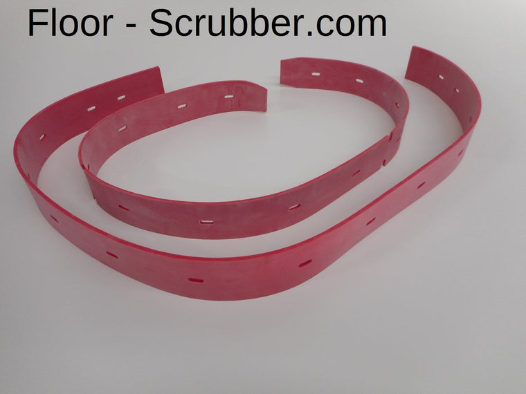 Windsor Chariot iScrub 20 Squeegee Blades 86326060 86326070