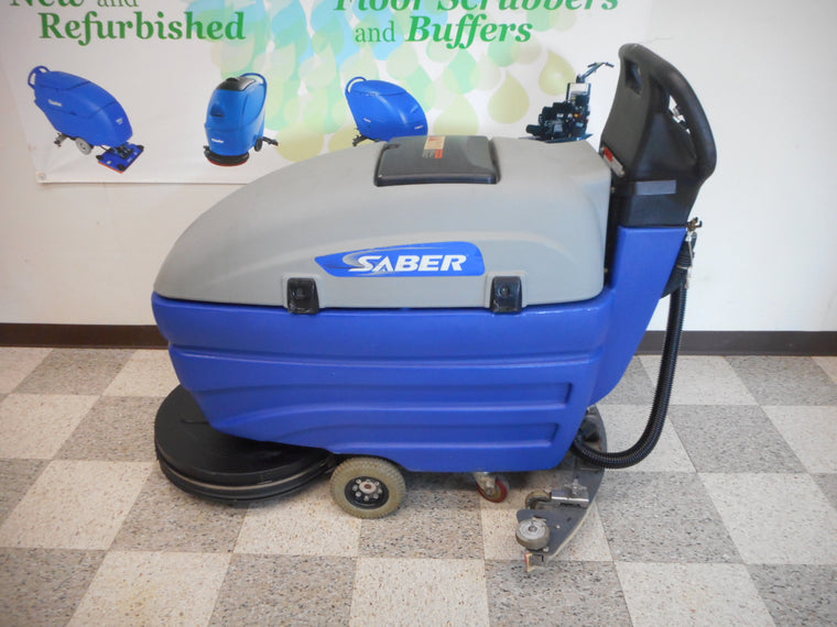 Windsor Saber 20 Floor Scrubber Self Propelled SCX20T