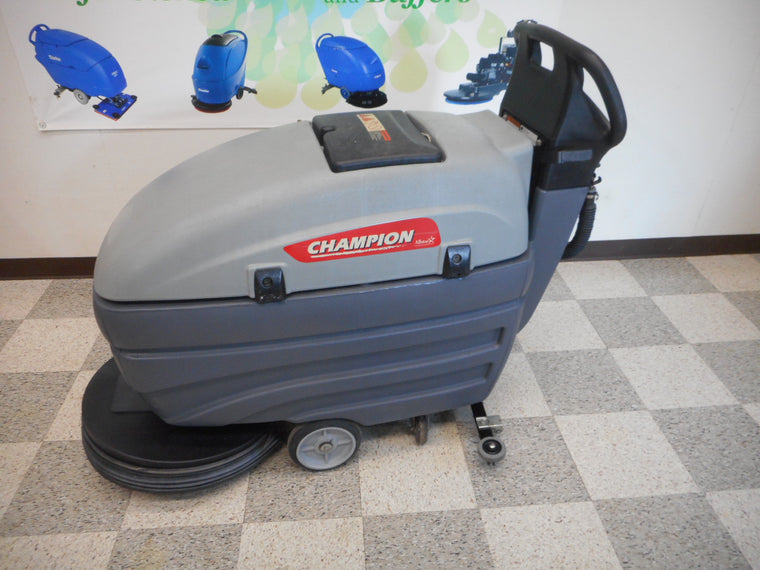 Windsor Saber 20 Floor Scrubber Machine used reconditioned