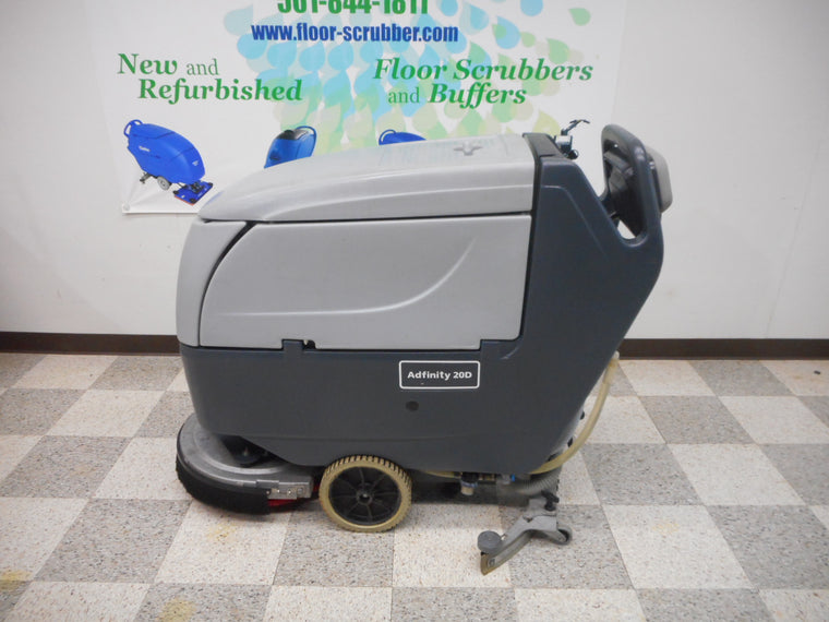 Refurbished Walk Behind Floor Scrubbers