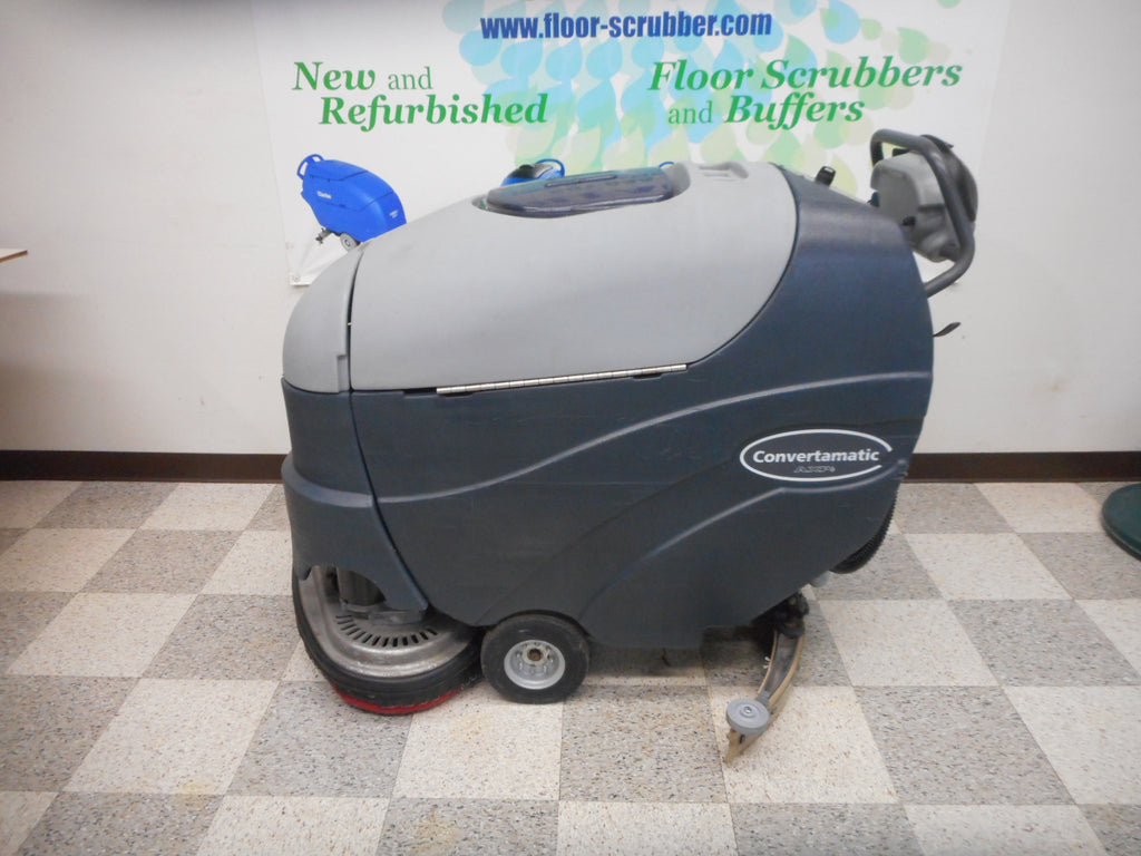 Advance Floor Scrubber Convertamatic 26DC