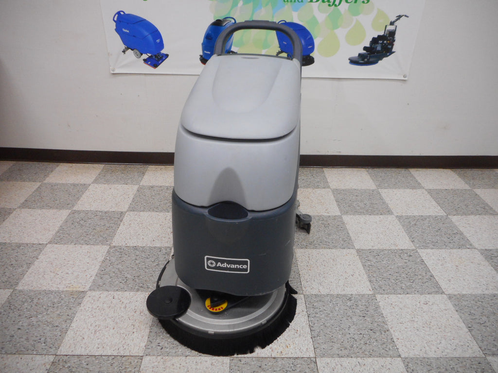 "20"" used reconditioned Advance SC450 Floor Scrubber"