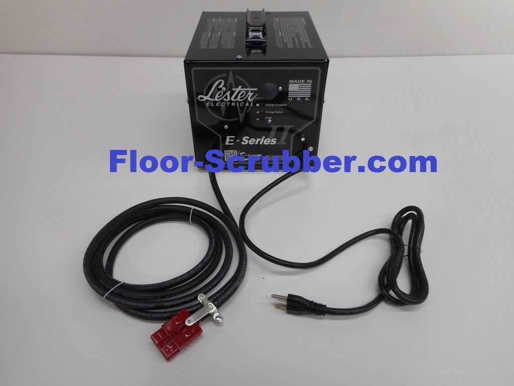 Floor Scrubber Charger 24v 21amp sb50 red connector