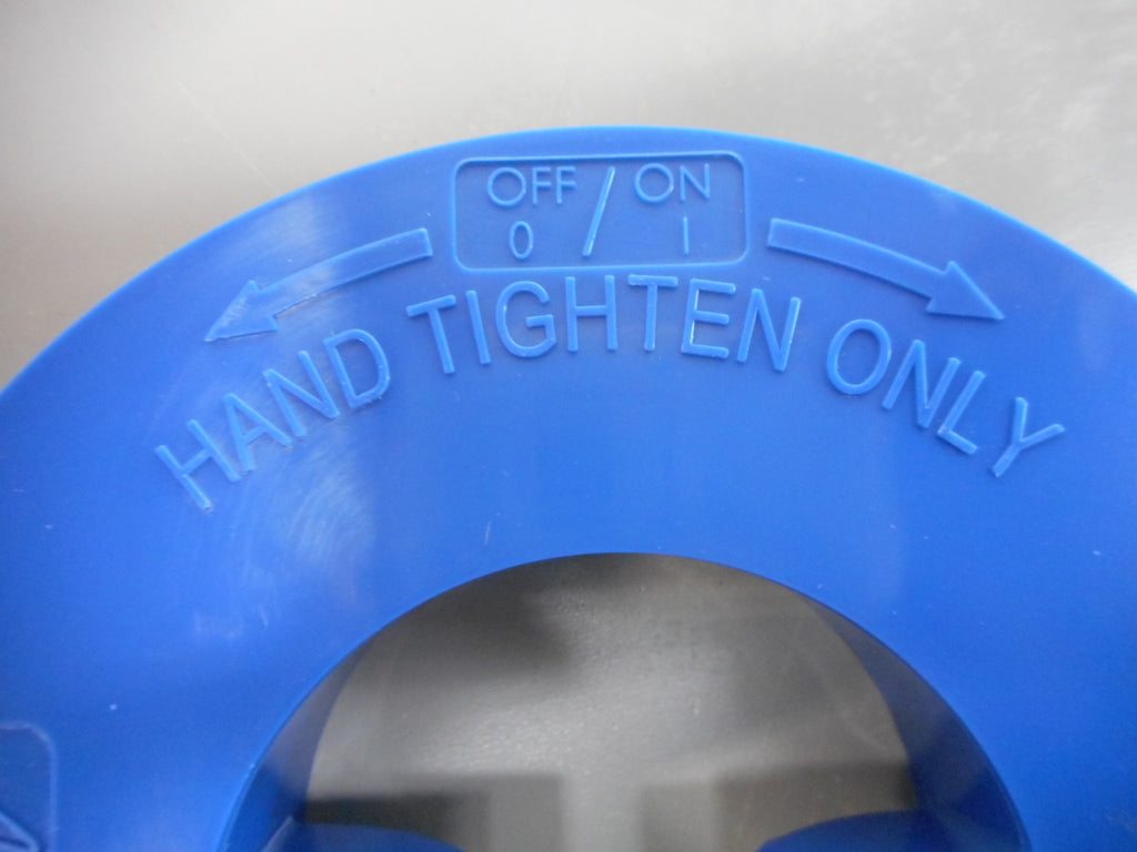 blue pad holder retainer for floor cleaner machine