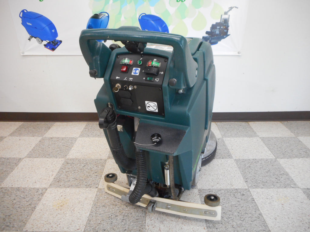reconditioned 1701 plus nobles floor scrubber