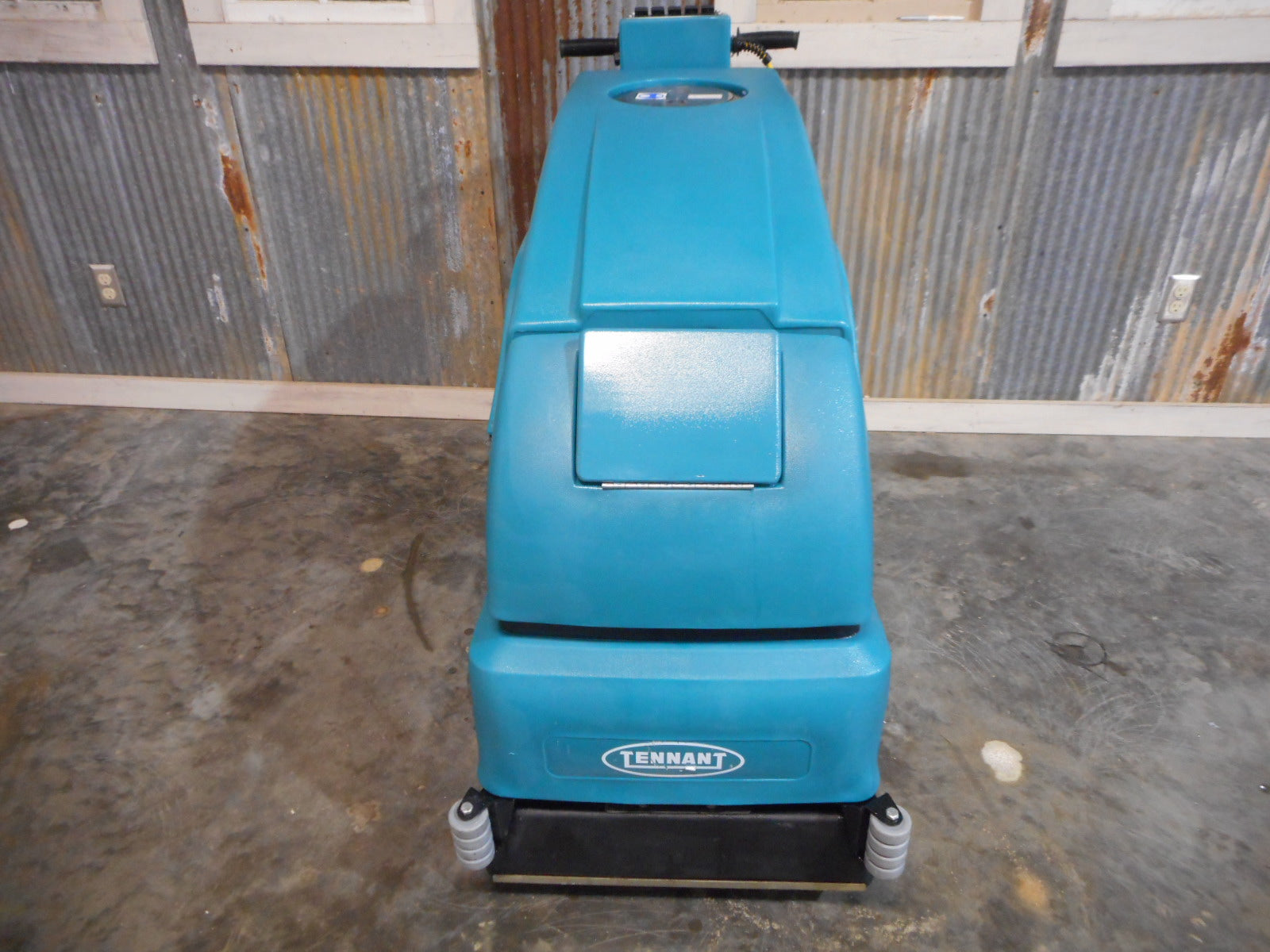 Tennant 1520 Carpet Extractor Cleaner