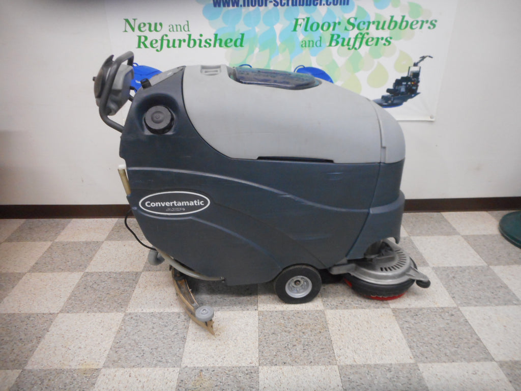 Advance Floor Scrubber Convertamatic 26DC used