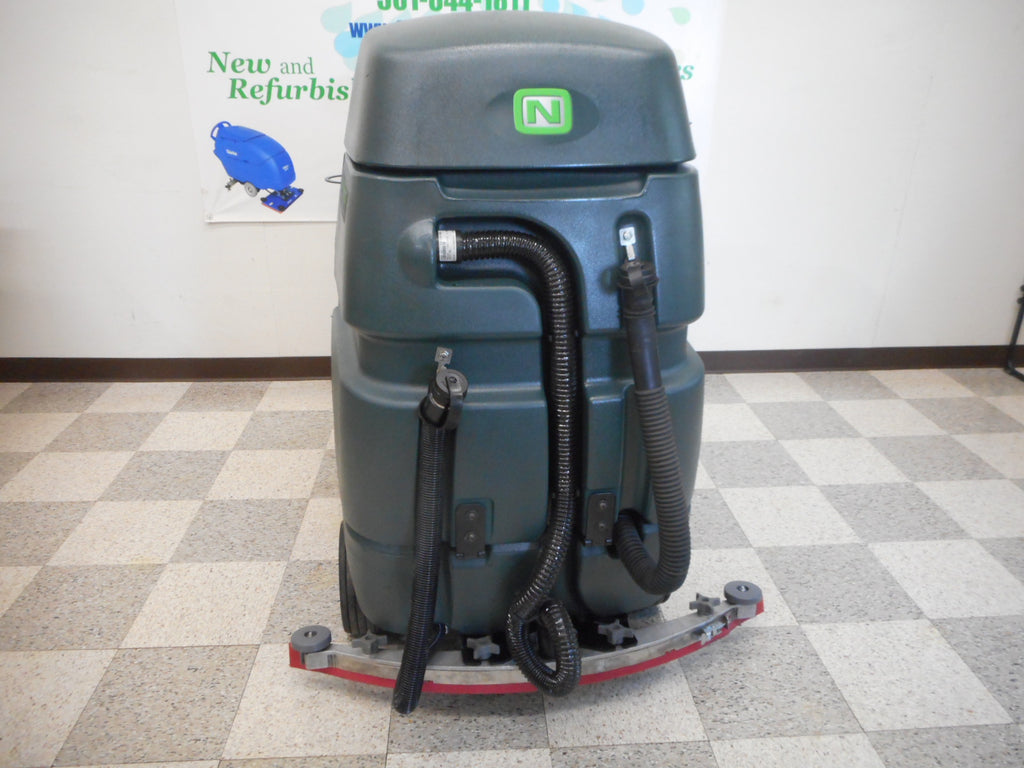 "Used floor scrubbers tennant nobles ssr 32"" Rider Floor Scrubber"