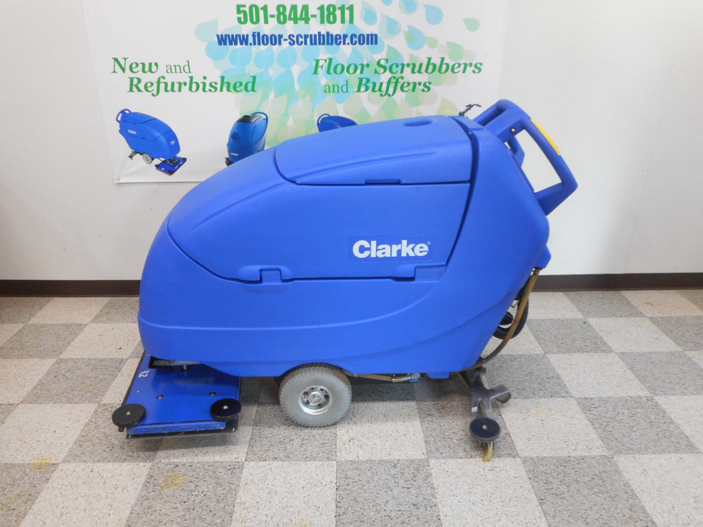 Boost 32 Clarke AutoScrubber used