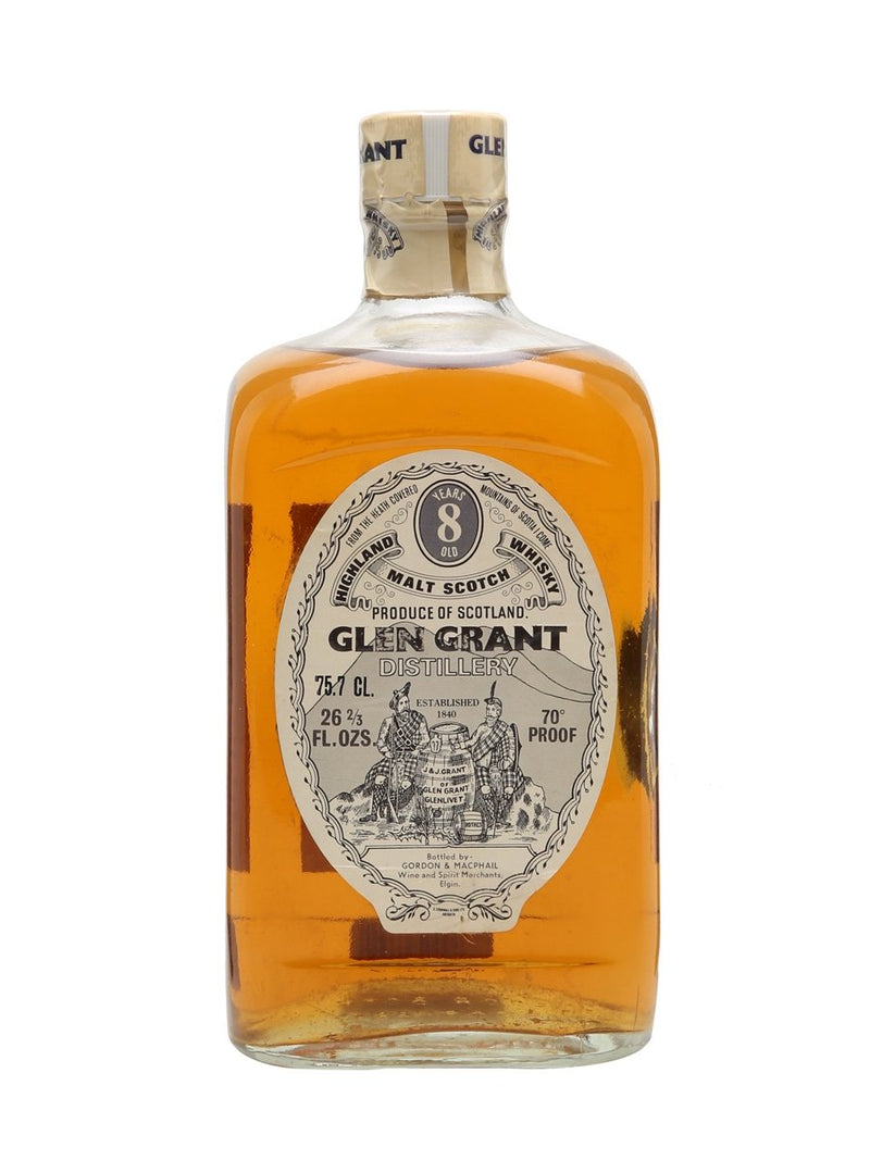 Glen Grant 8 Year Old 1970's Bottling 50ml