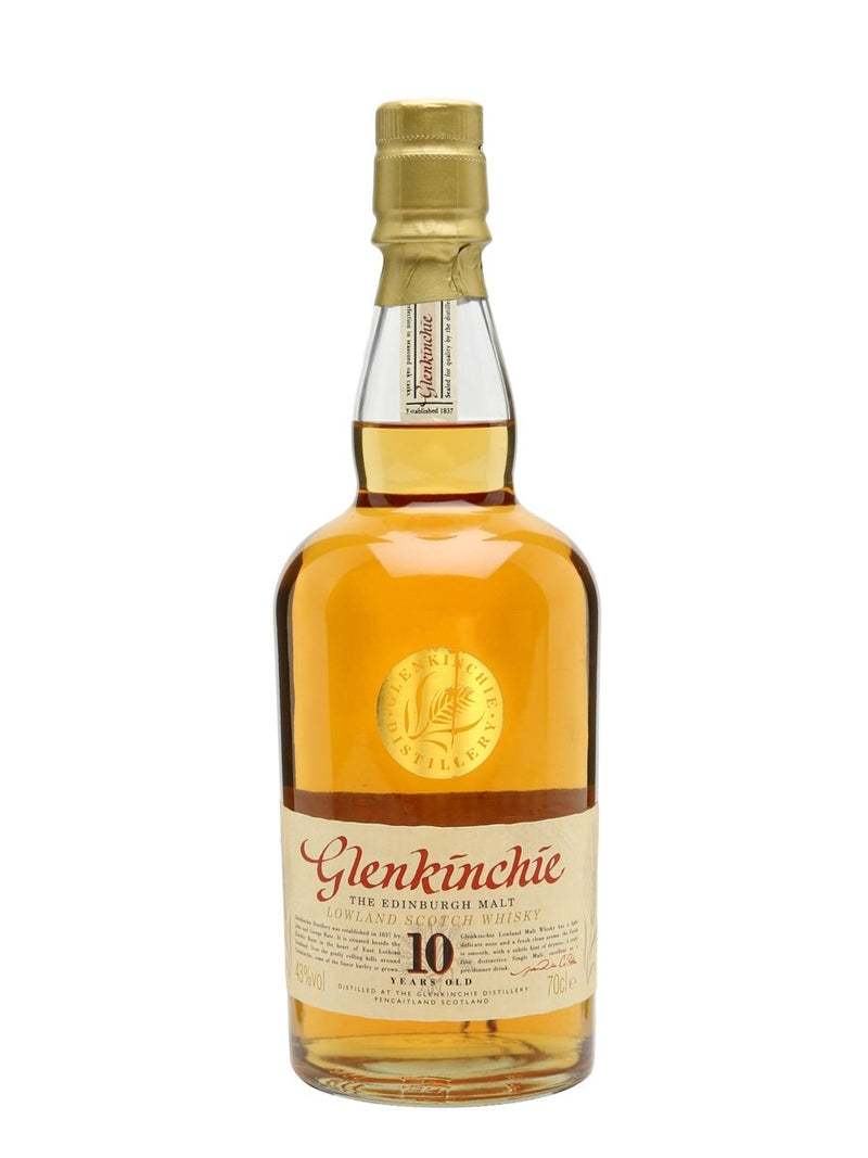 Glenkinchie 10 Year Old 1990's Bottling 50ml