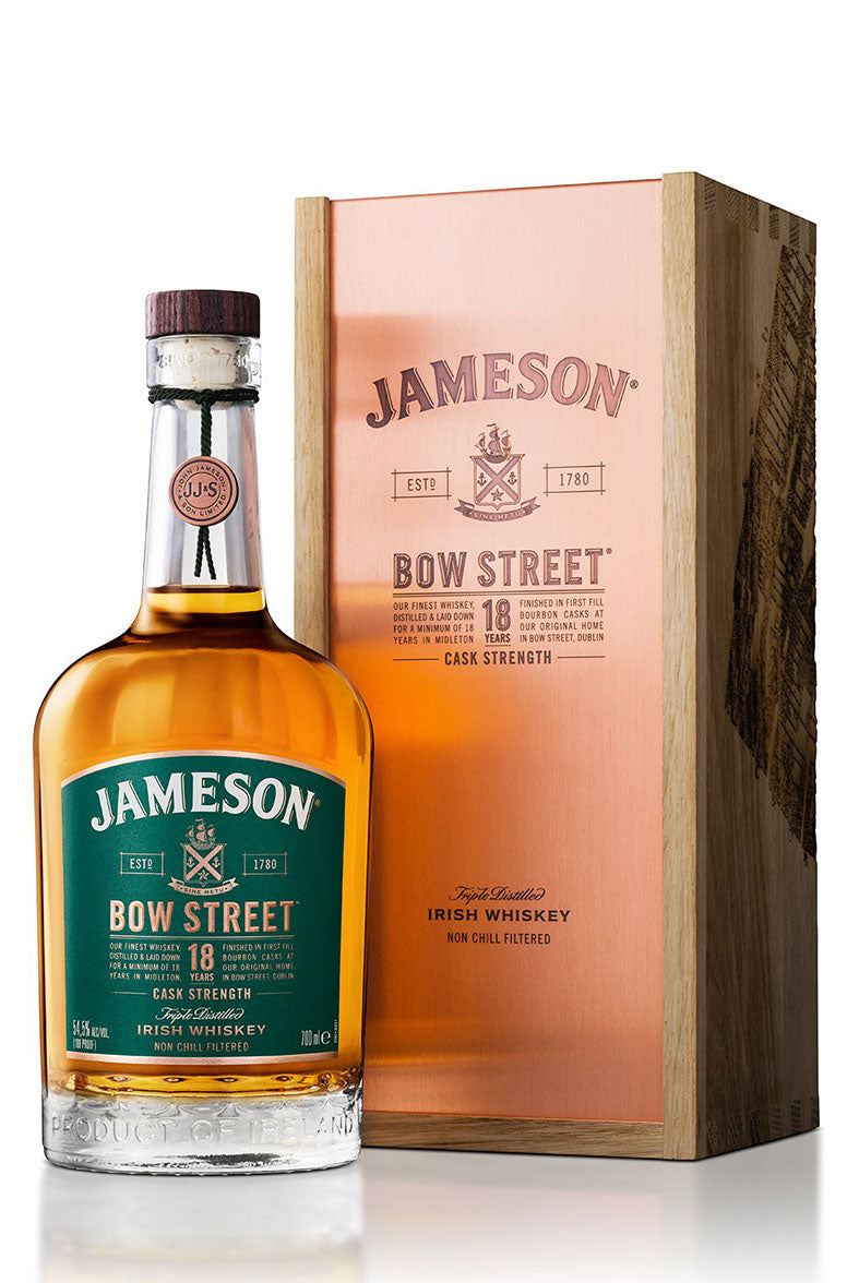 Jameson 18 Year Old Cask Strength 50ml