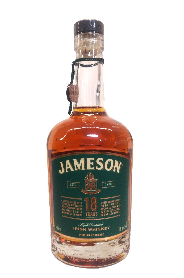 Jameson 18 Year Old 50ml