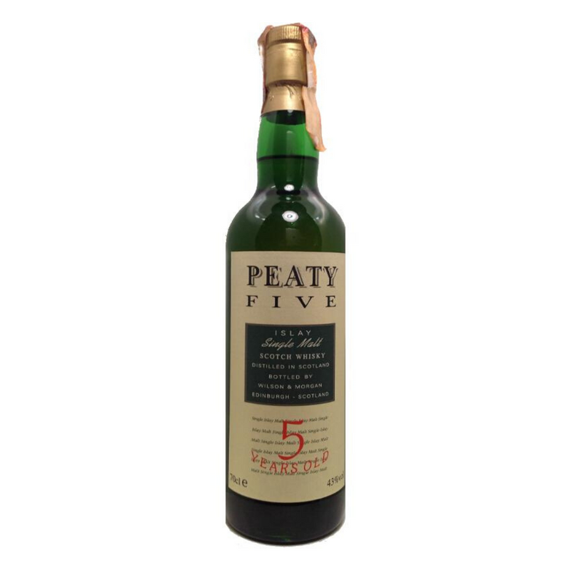 Peaty Five 5 Year Old 1990's Bottling