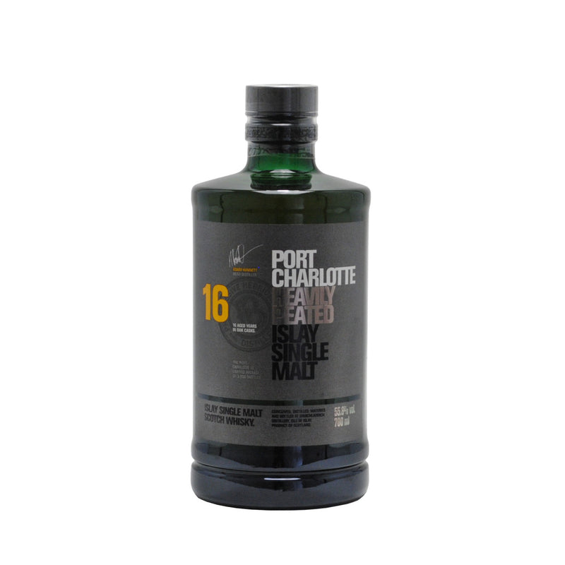 Bruichladdich Port Charlotte 16 Year Old - Fèis Ìle 2020 Release 50ml
