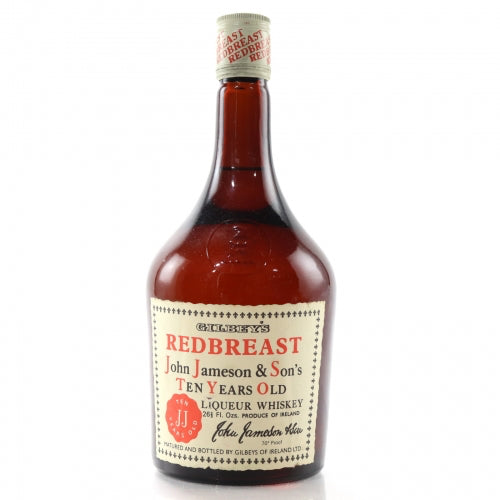 Redbreast 10 Year Old 1970's Bottling 50ml