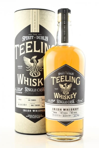 Teeling Single Cask 8816 Madeira Cask 50ml
