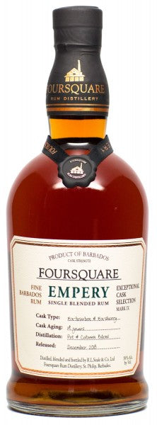 Foursquare Empery 14 Year Old 50ml