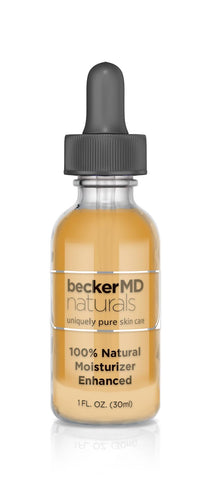 Hilton Becker MD 100% Natural Enhanced Moisturizer (1 FL. OZ)
