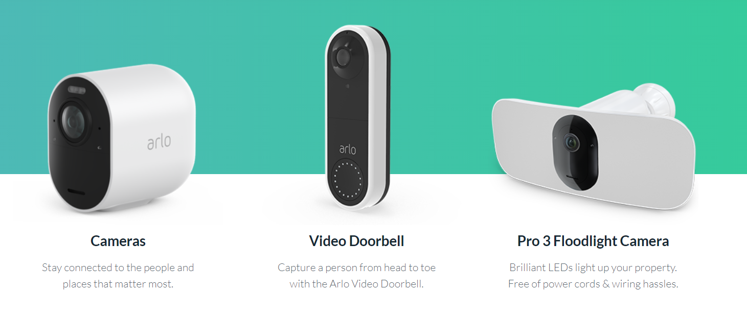 Arlo Products